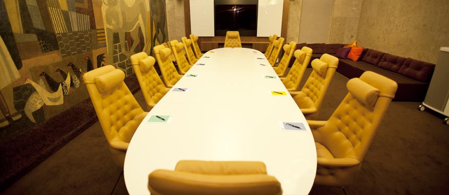 Styrelsebord